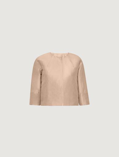 Shantung jacket Marella