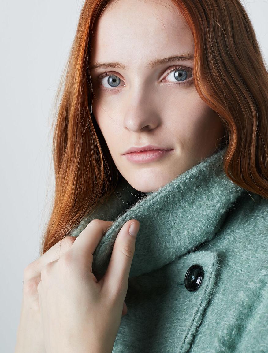 Boucle coat  Marella