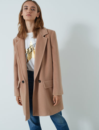 Manteau en laine Marella