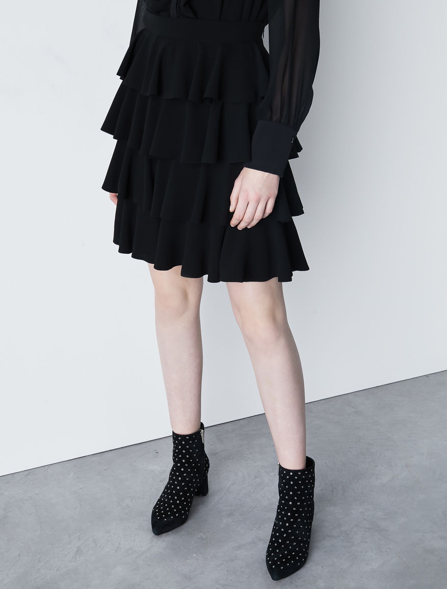 Flounced skirt Marella