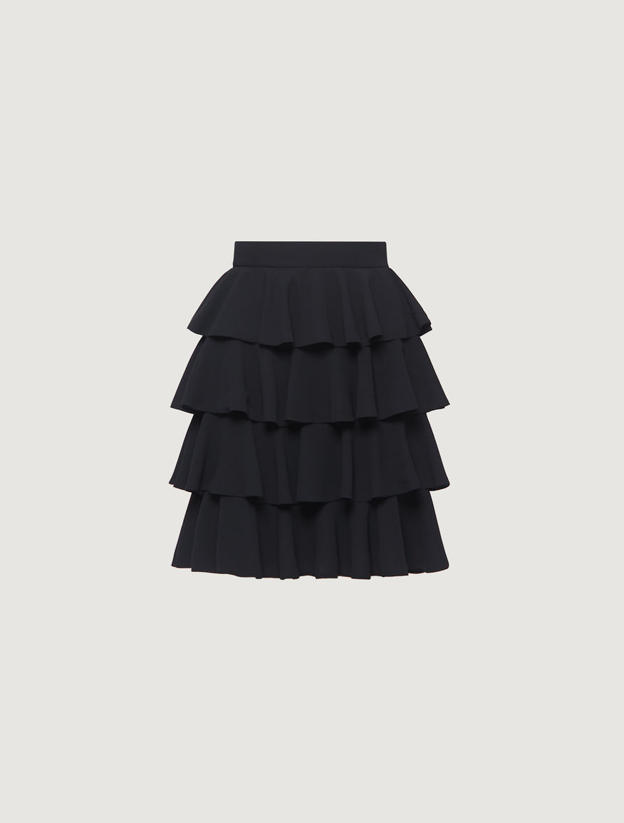 Flounced skirt Marella