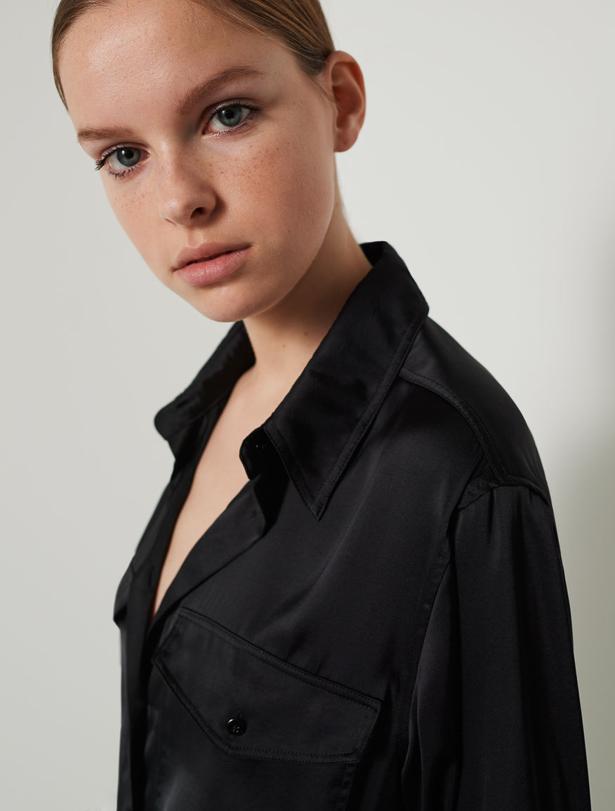 Satin shirt Marella