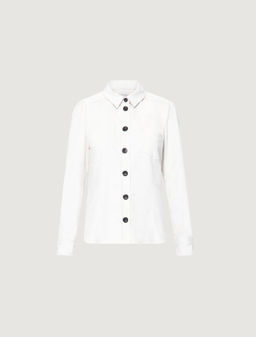 Corduroy shirt Marella