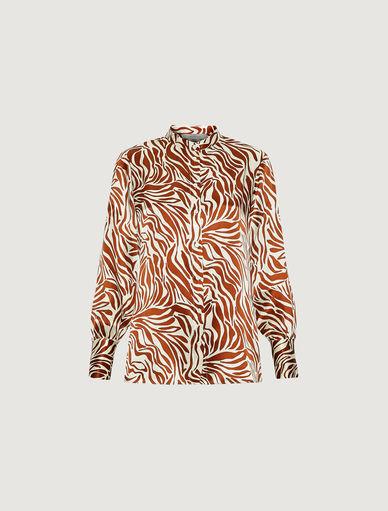 Camisa de seda Marella