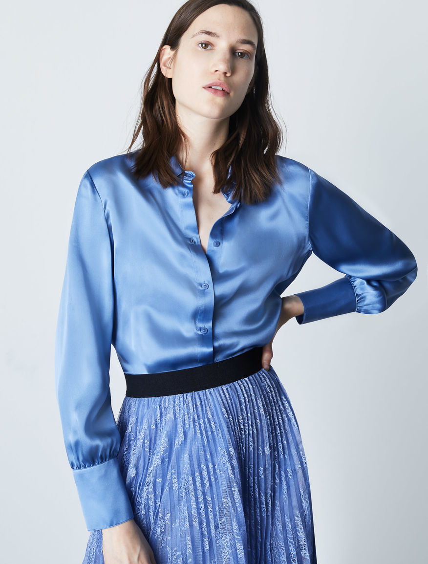 Silk shirt Marella
