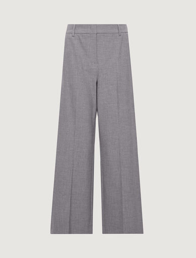 MONOCHROME trousers Marella