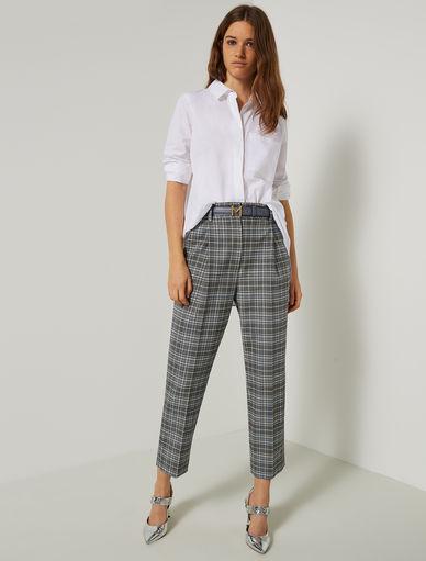 Pantalon tartan Marella