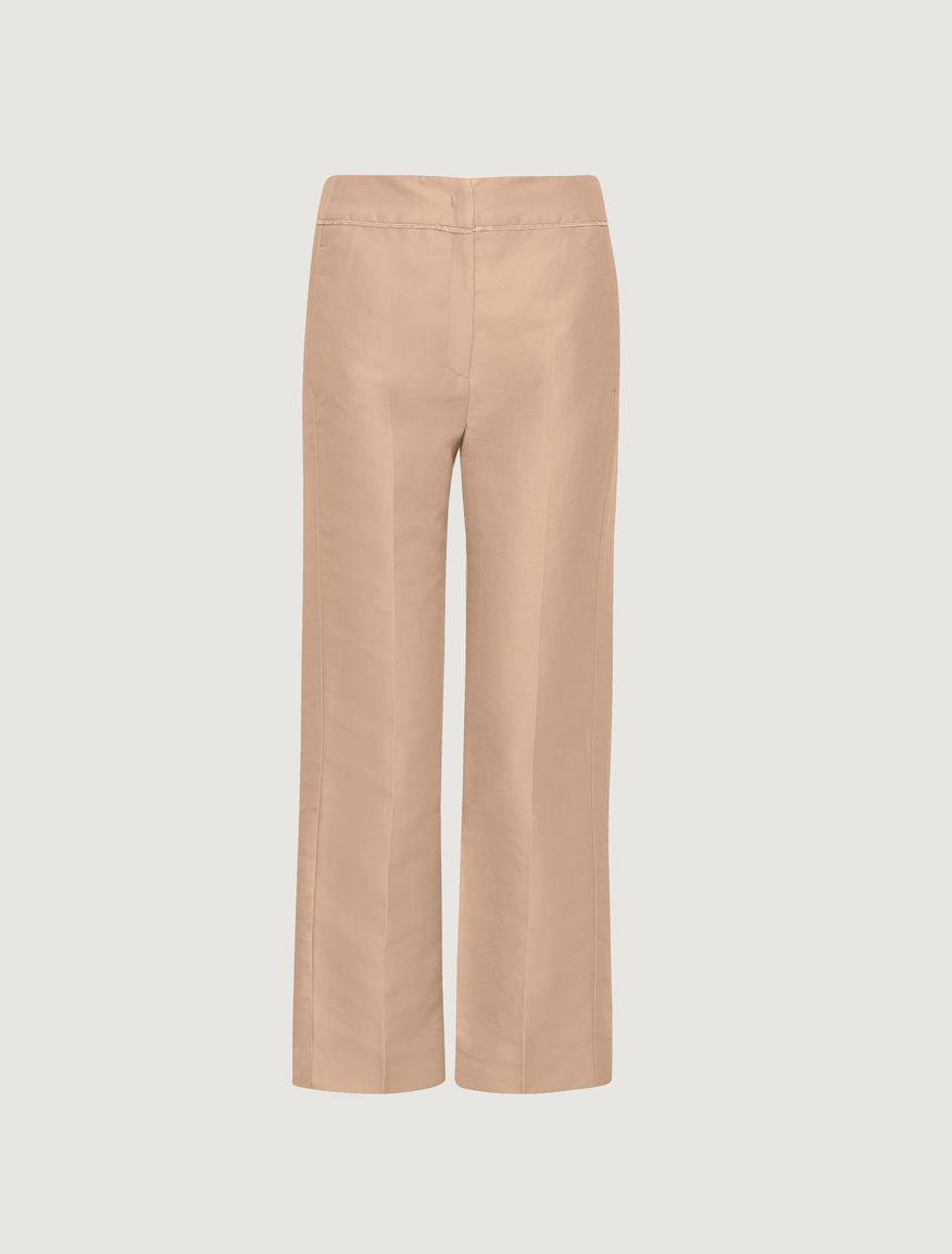 Shantung trousers Marella