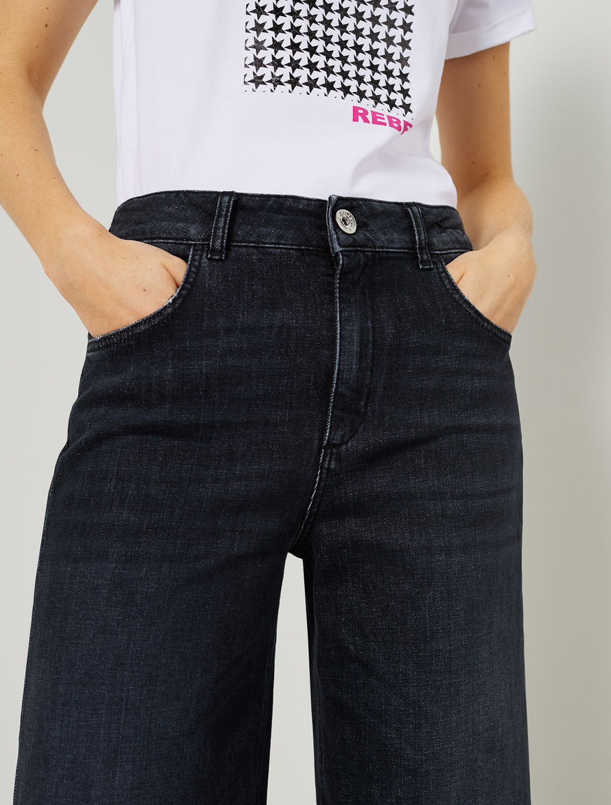 Jeans cropped Marella