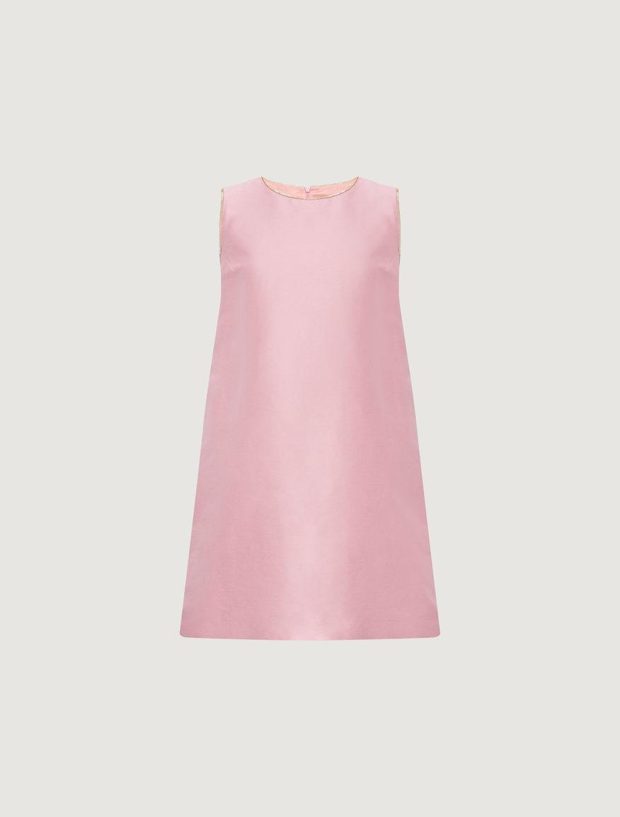 Shantung dress Marella
