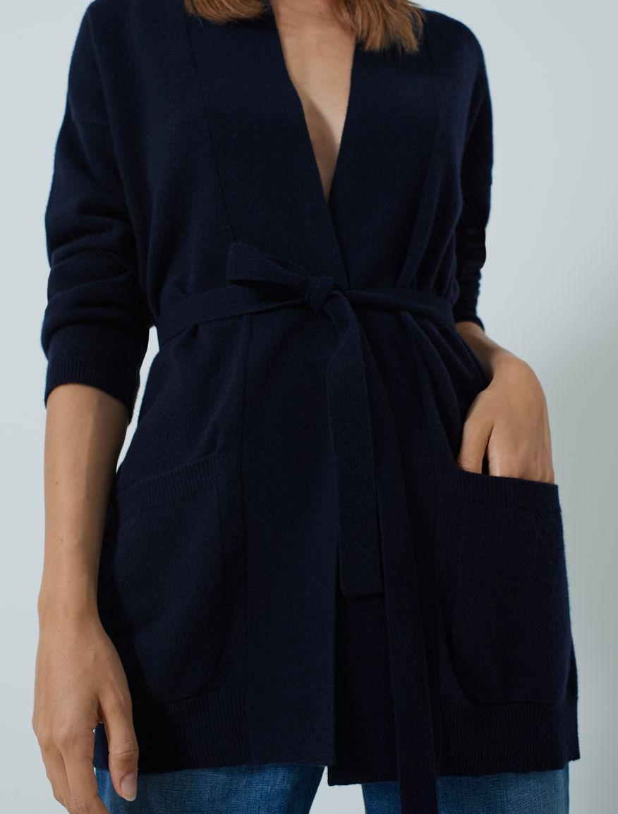 Belted cardigan Marella