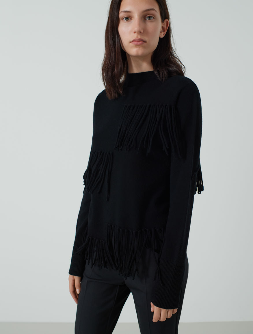 Fringed jumper Marella