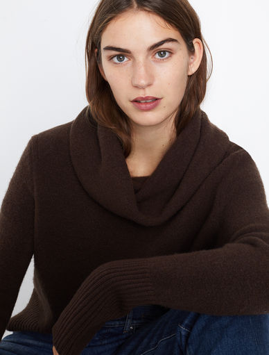 High-neck jumper Marella