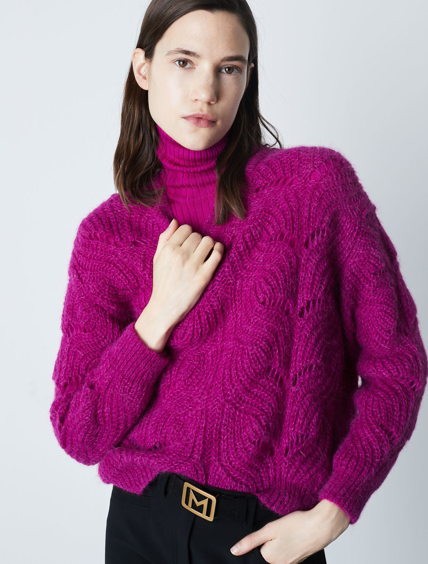 Cable-knit jumper Marella