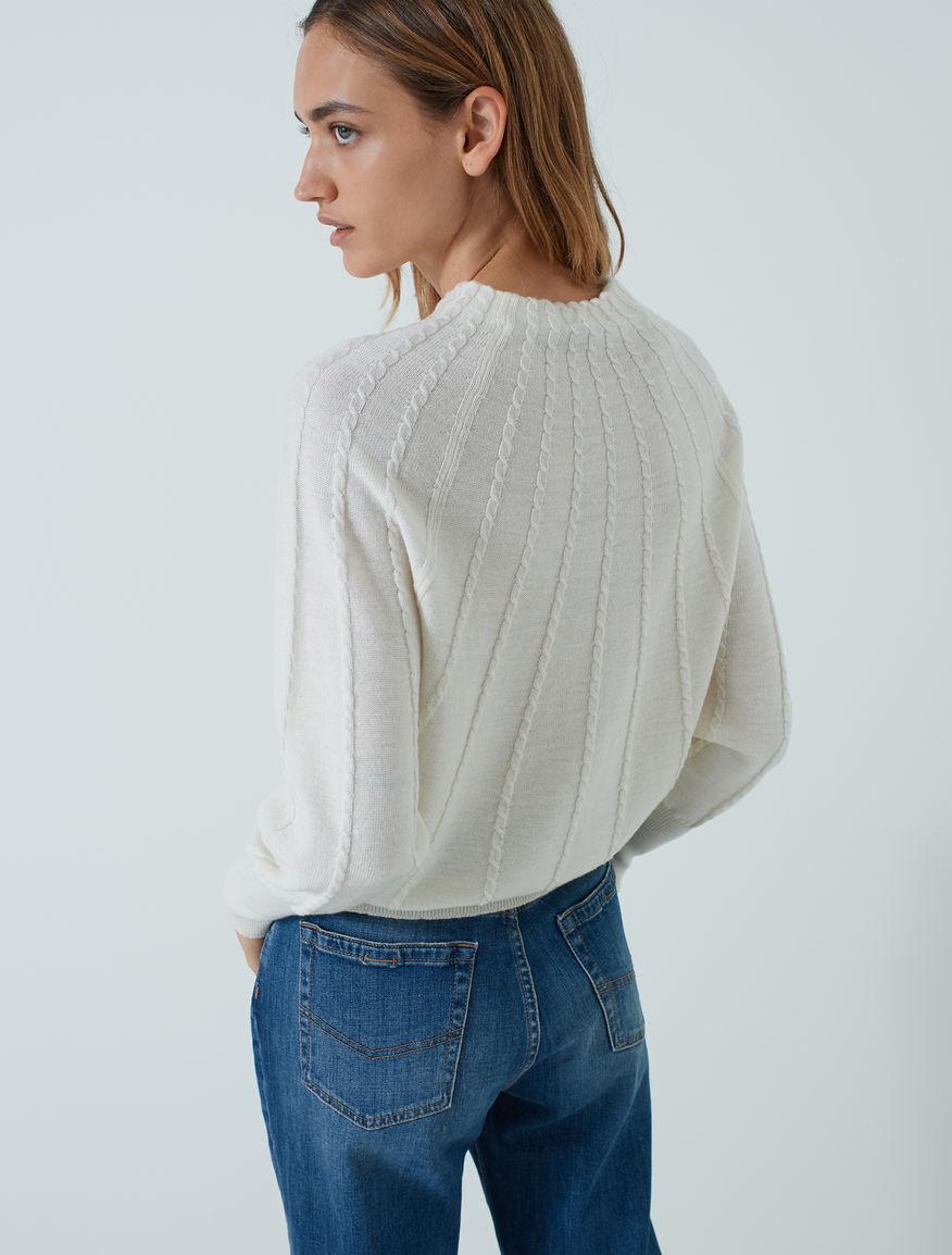 Wool jumper Marella