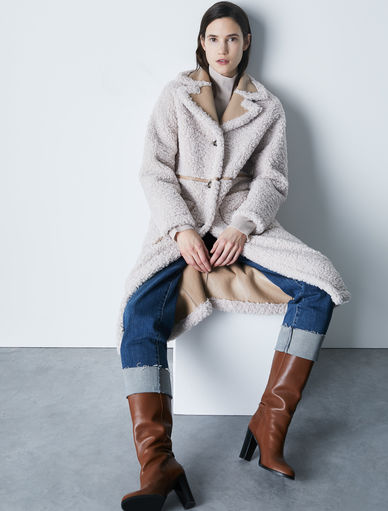 Manteau long Marella