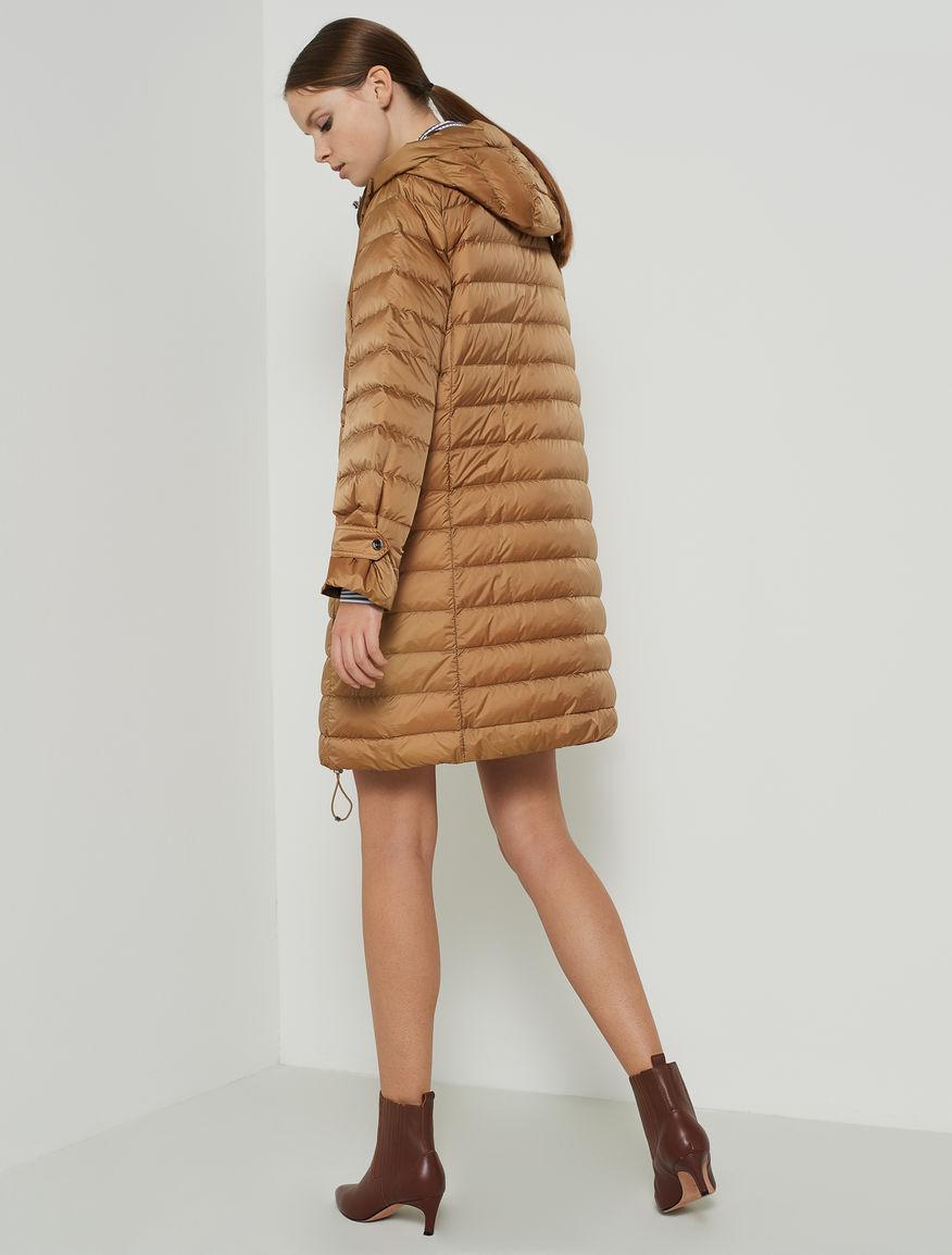 Hooded puffer coat Marella