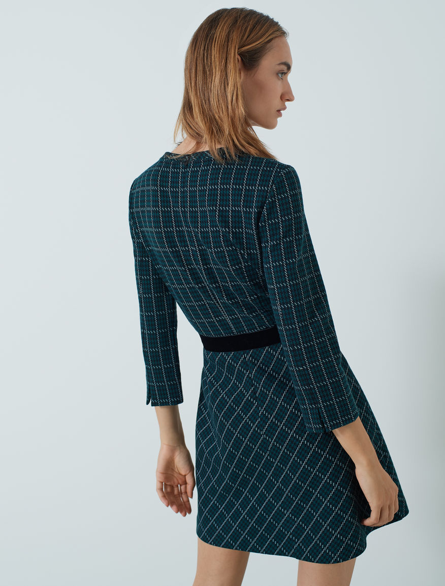 Jacquard dress  Marella