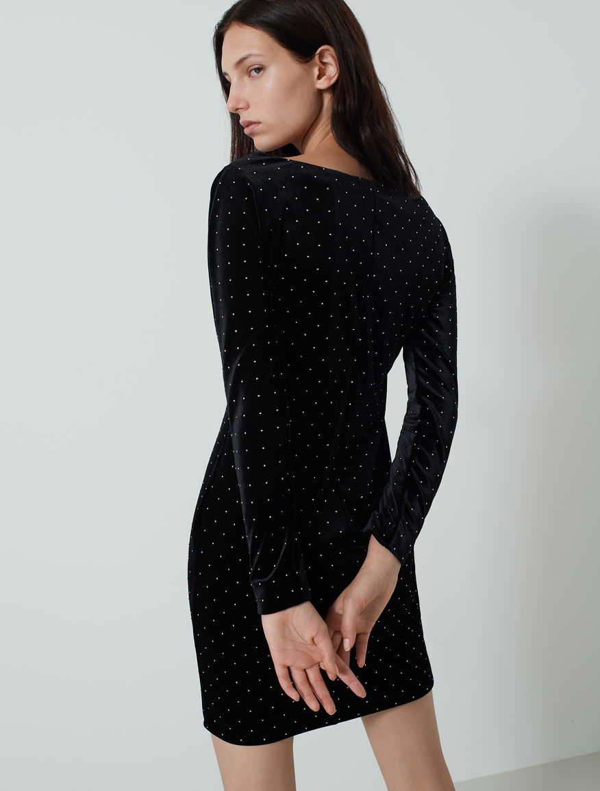 Dress with studs Marella