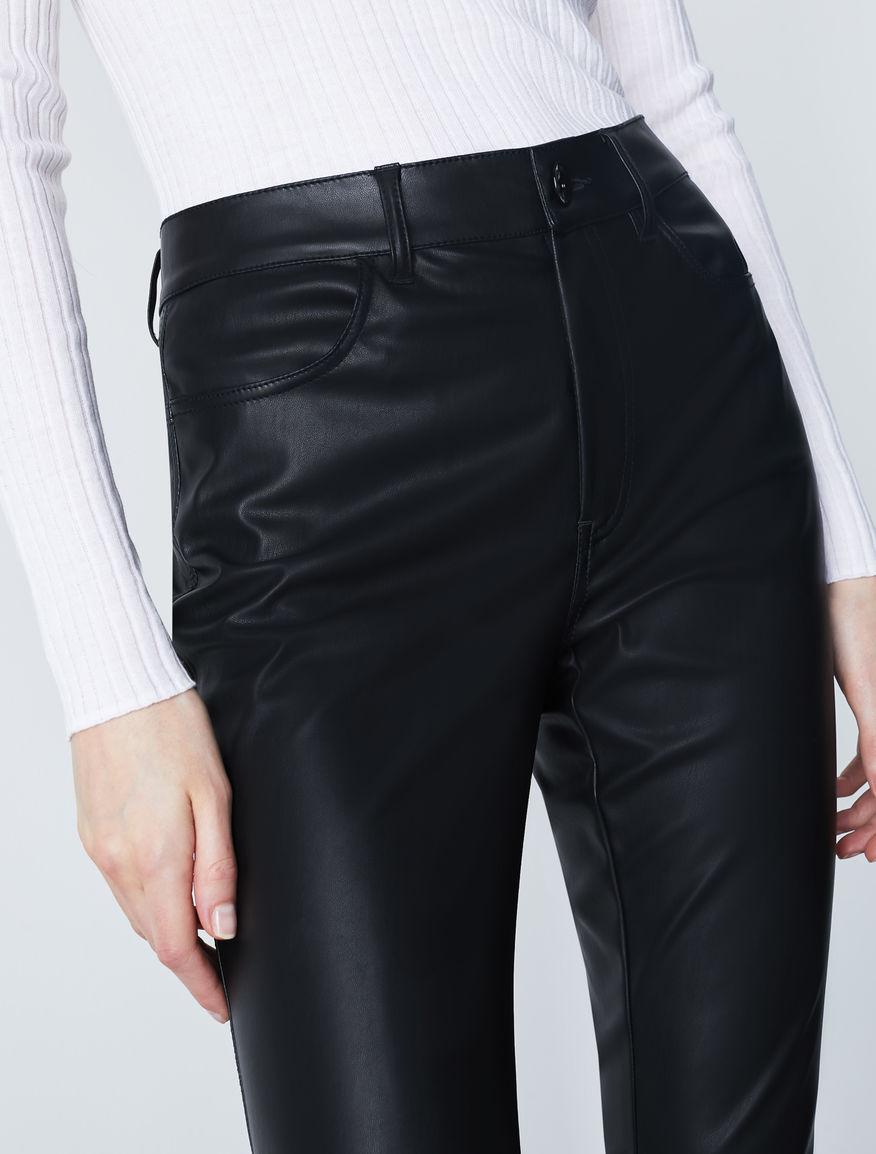 Skinny-fit trousers Marella
