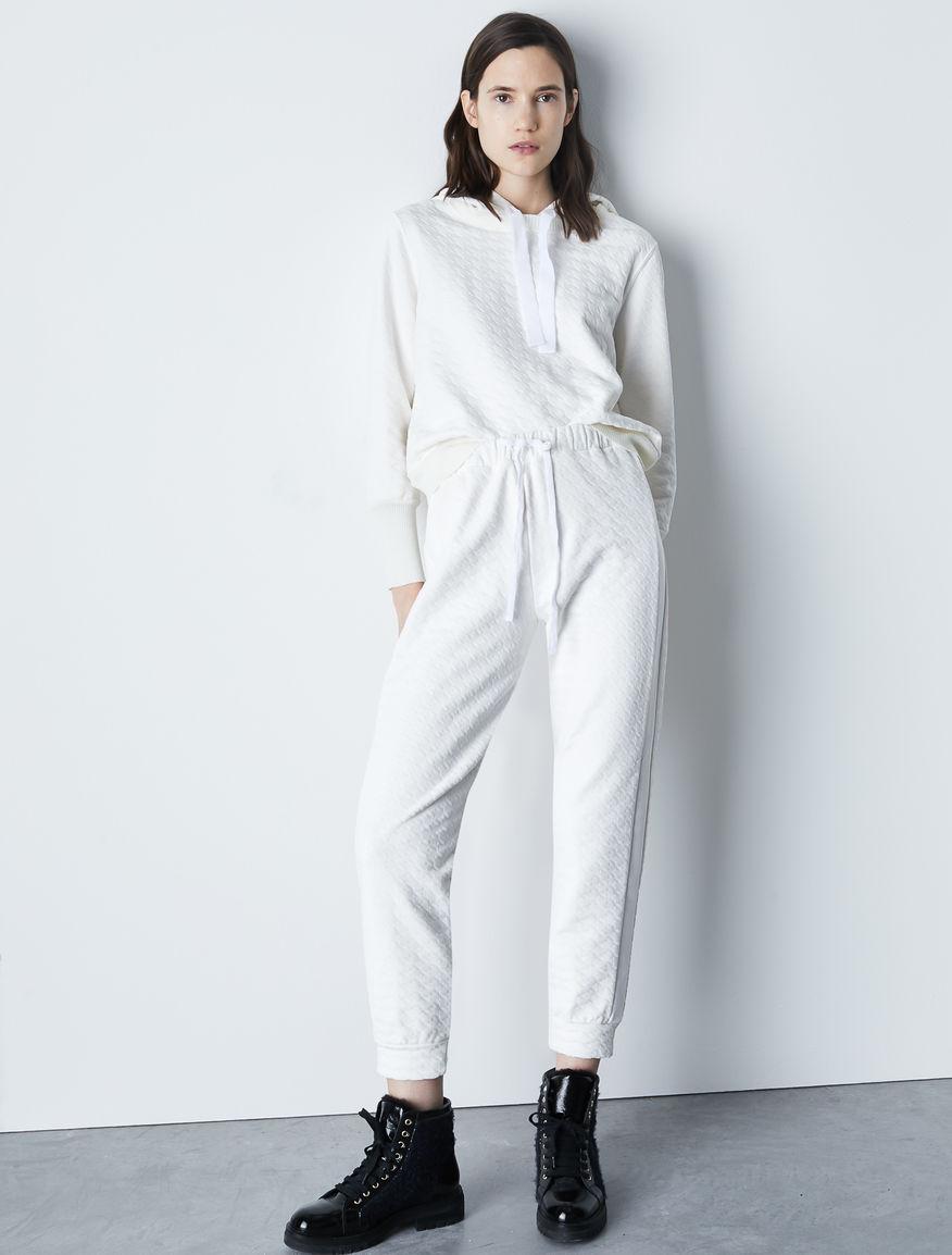 Fleece trousers Marella