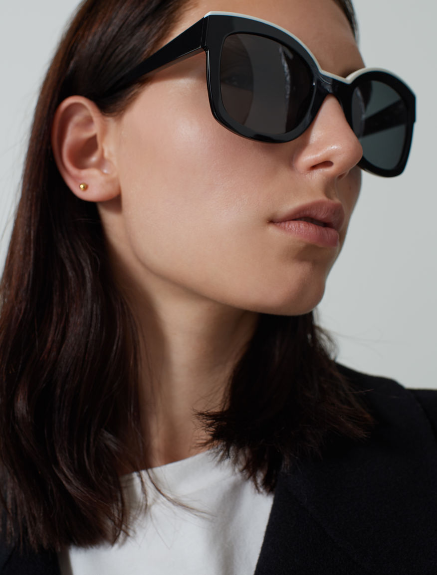 Two-tone sunglasses Marella