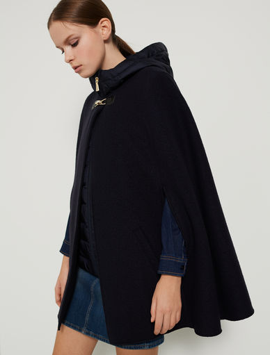 Wool cape  Marella