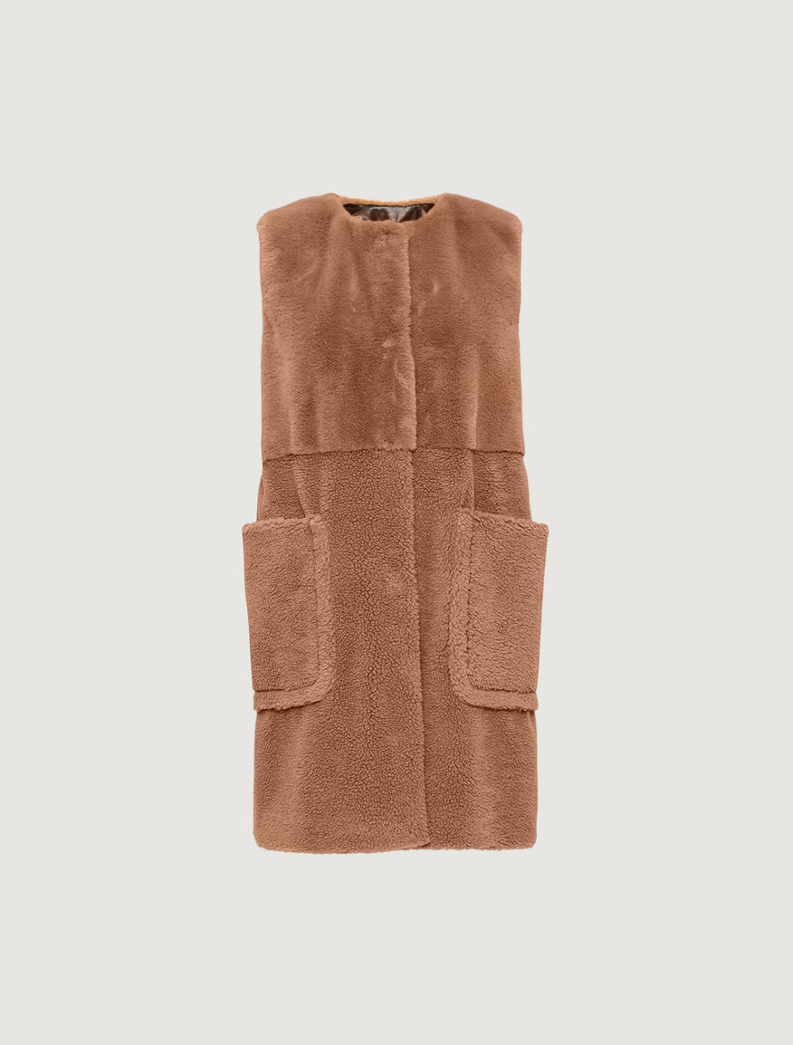 Gilet with pockets Marella