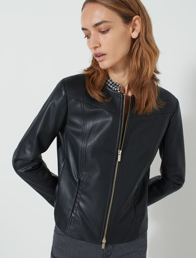 Semi-fitted jacket Marella
