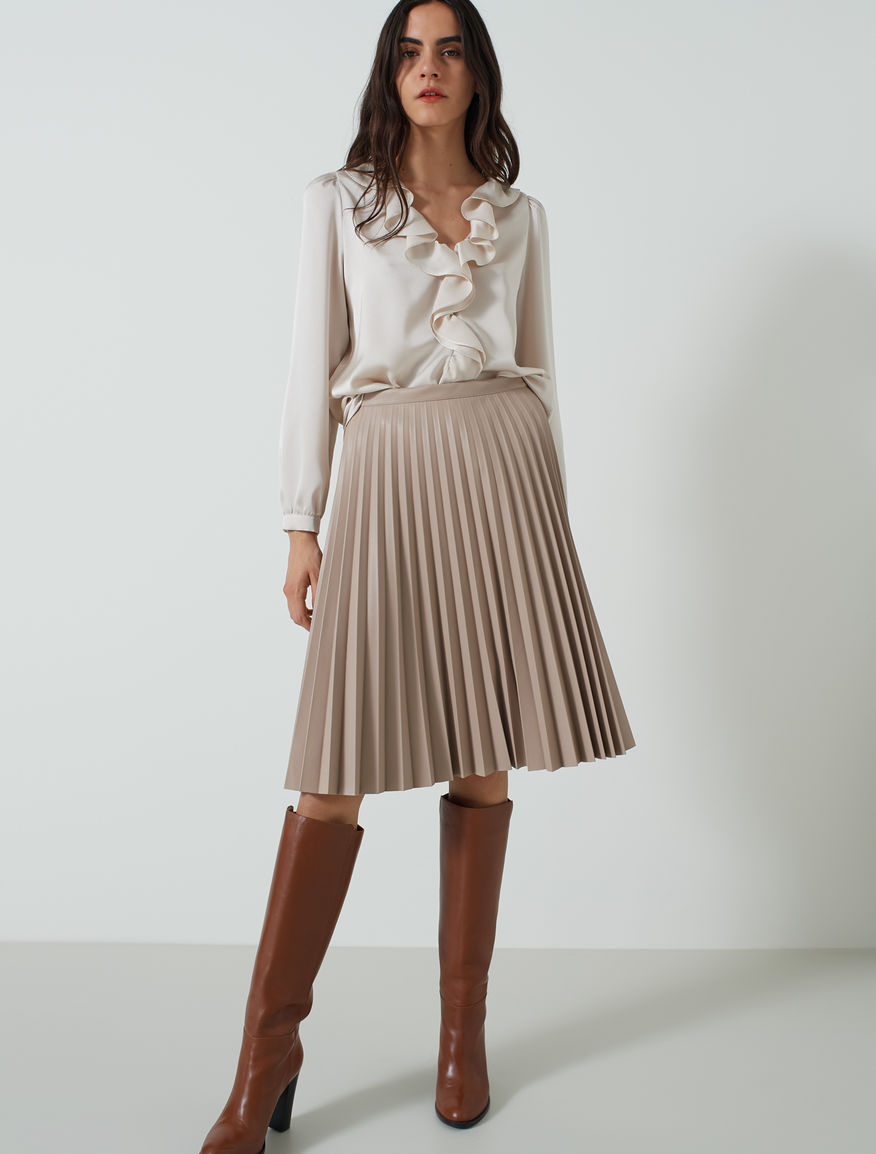 Satin blouse Marella