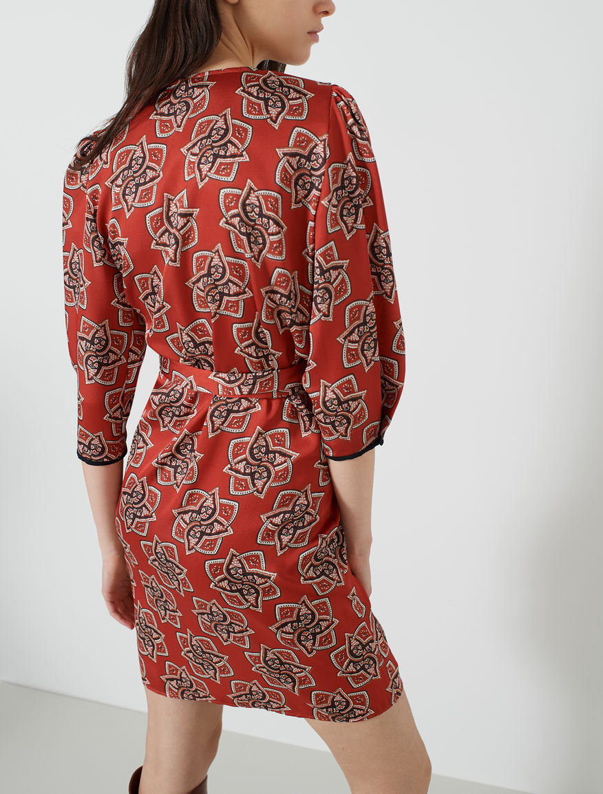 Wrap dress Marella
