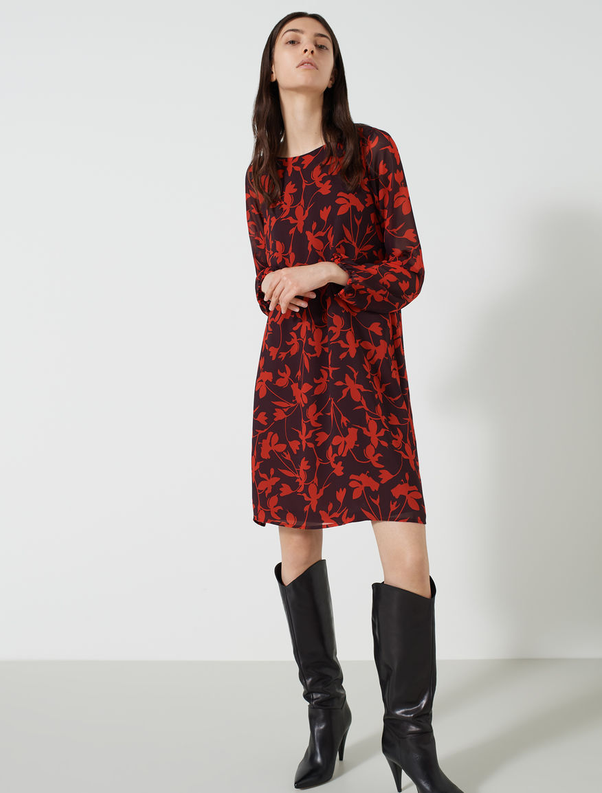 Georgette dress Marella
