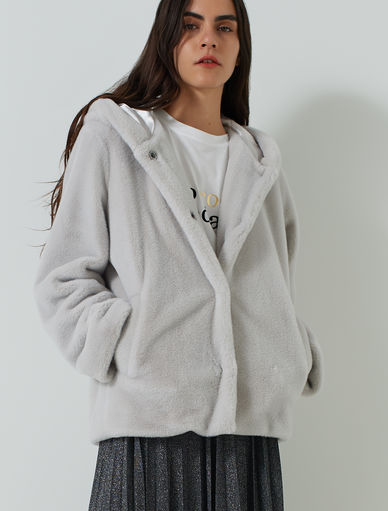 Hooded jacket Marella