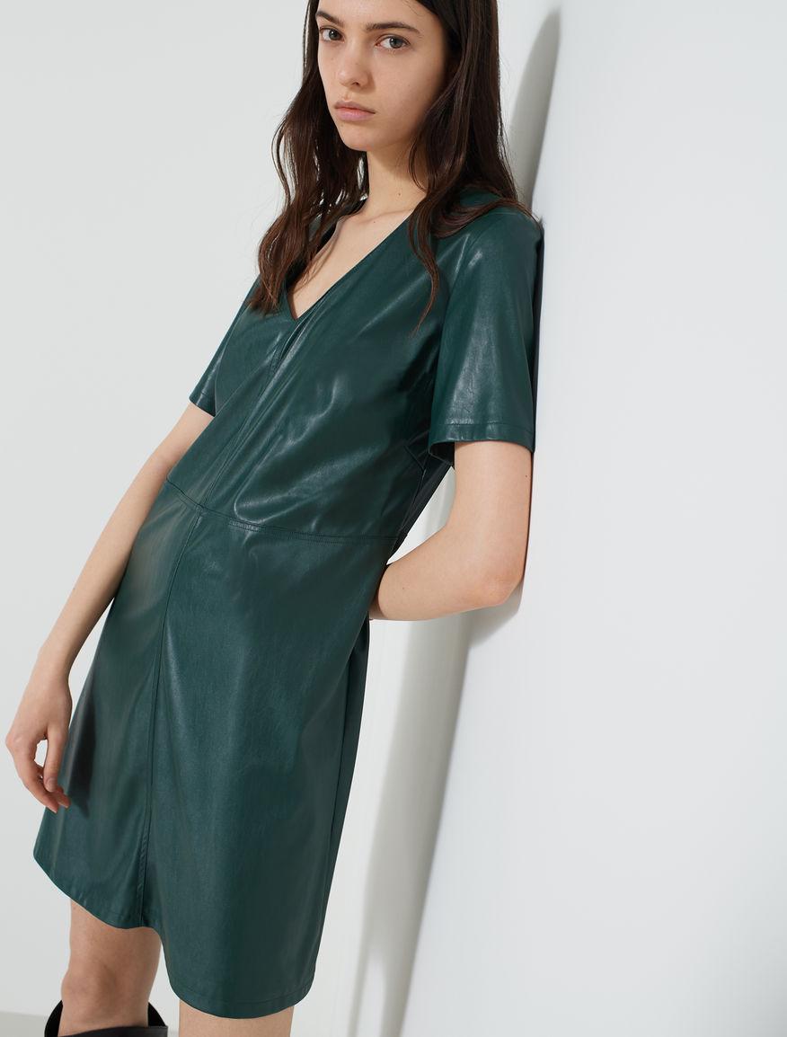 Vestido corto Marella
