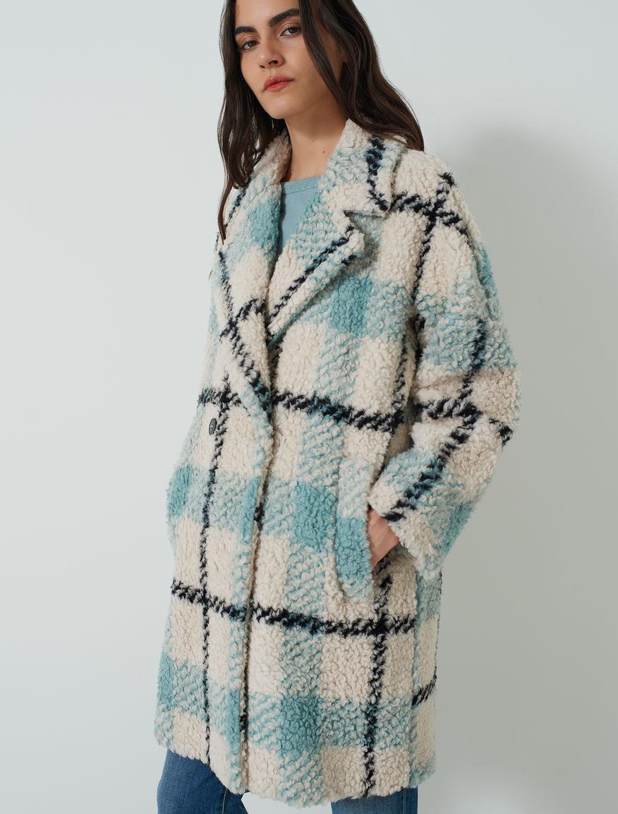 Tartan coat Marella