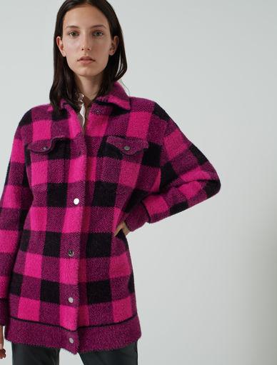 Tartan jacket Marella