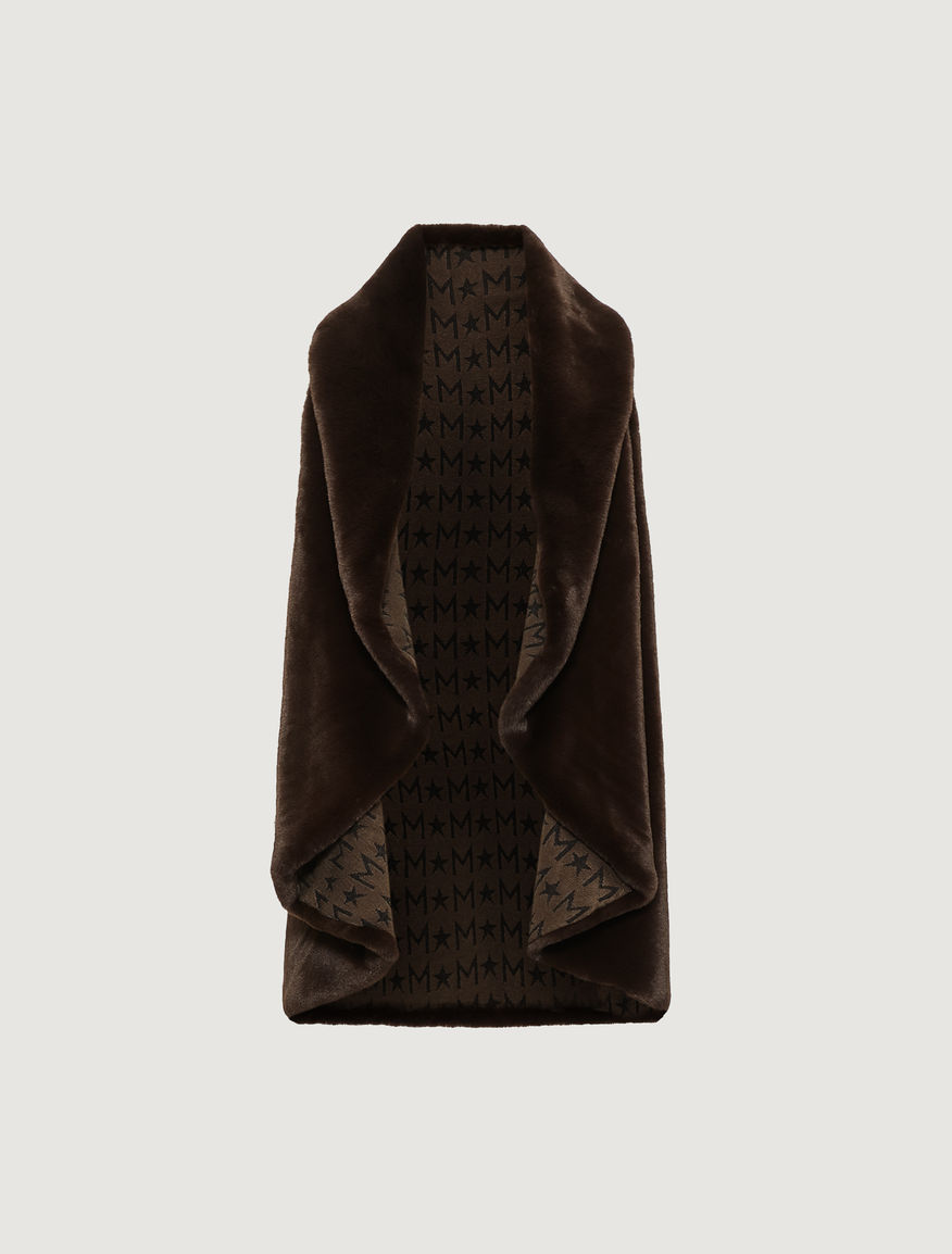 Double-sided gilet Marella