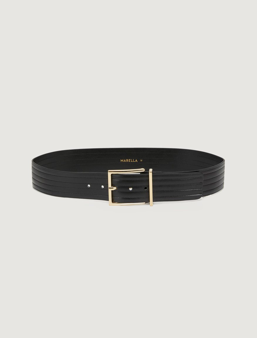 Belt with buckle Marella