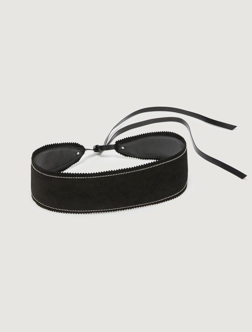 Studded tie belt Marella