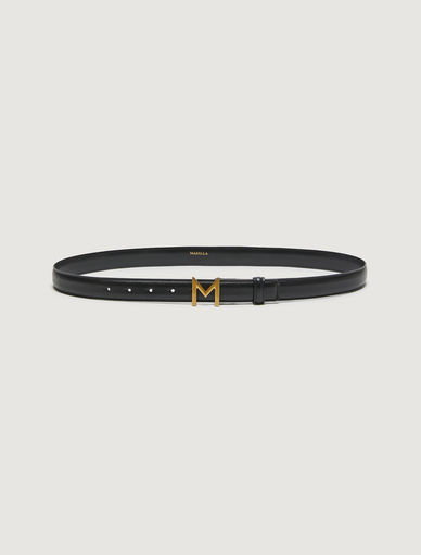 Leather belt Marella