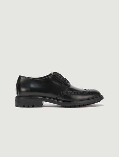 Derbies en cuir Marella