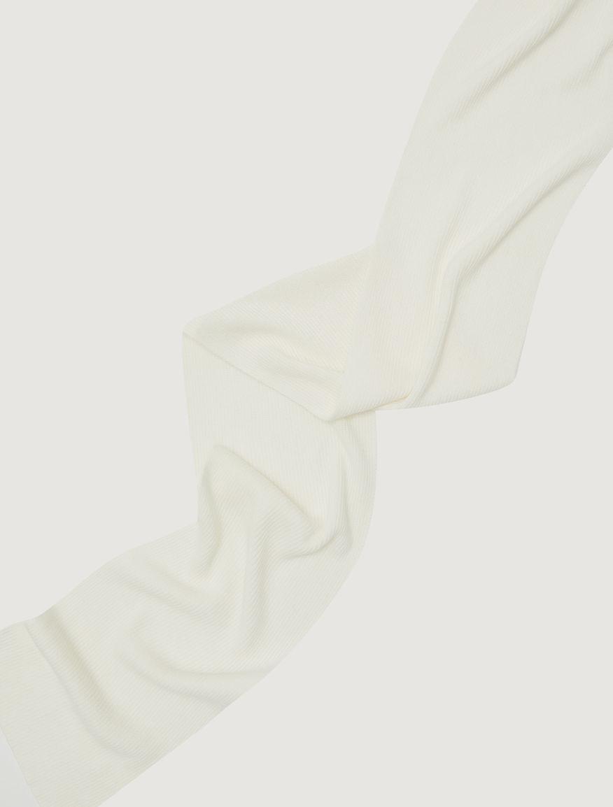 Ribbed scarf Marella