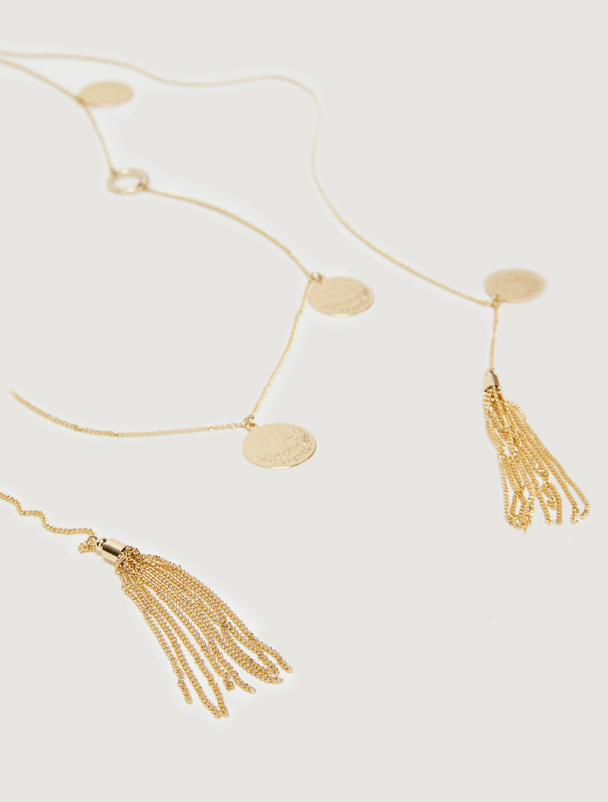 Tassel necklace Marella