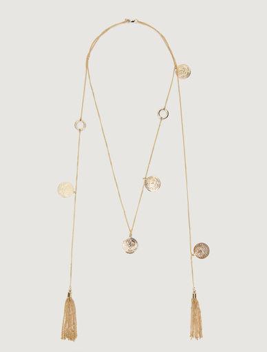 Tassel necklace Marella