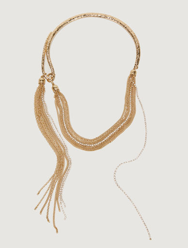 Metal necklace Marella
