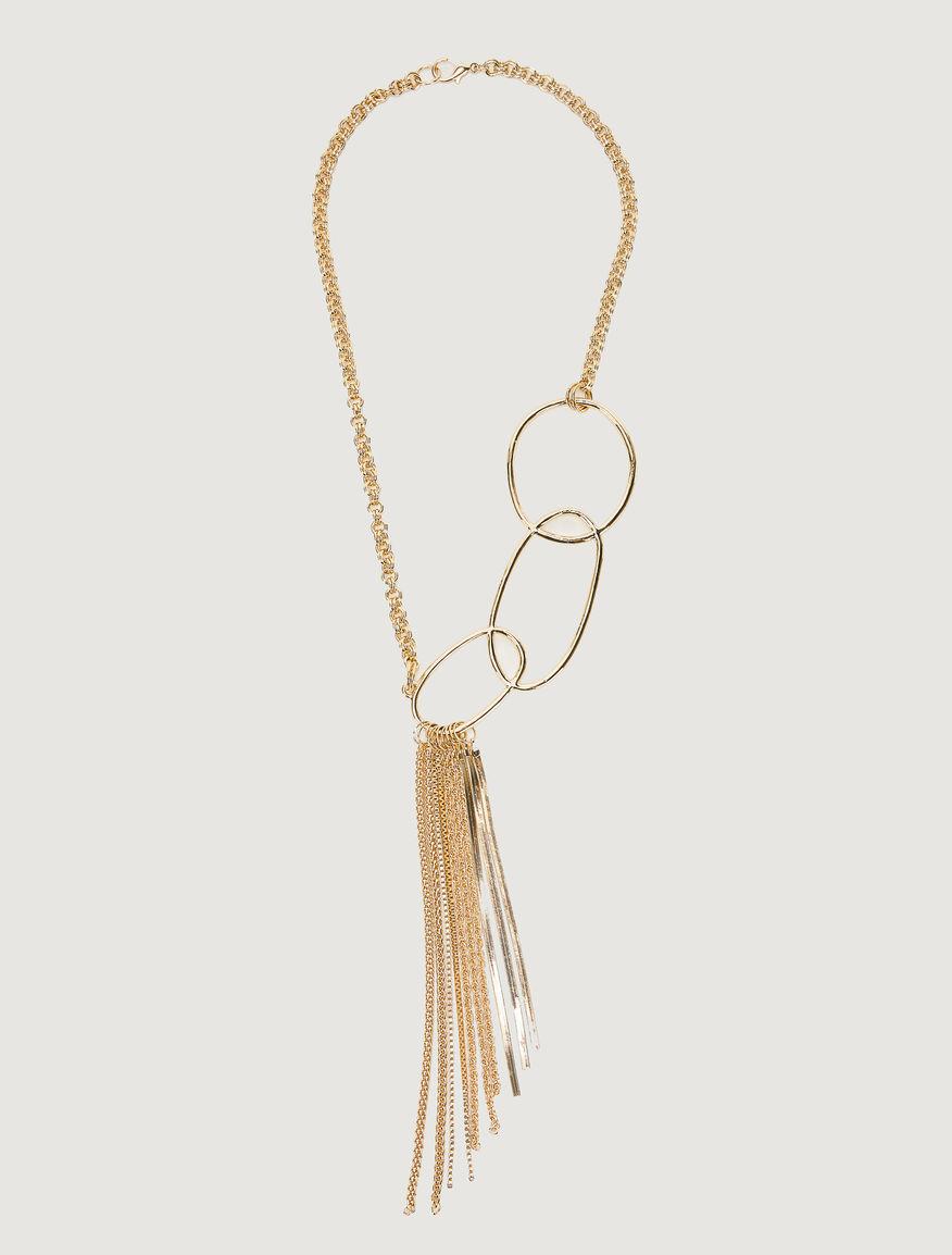 Fringe necklace Marella
