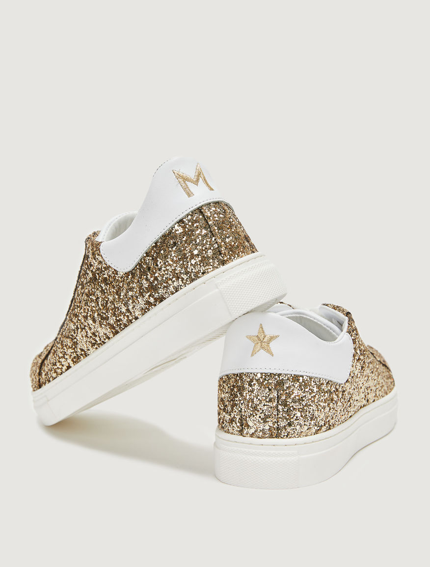 Glitter trainers Marella