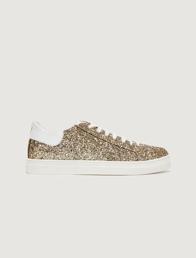 Sneakers glitter Marella
