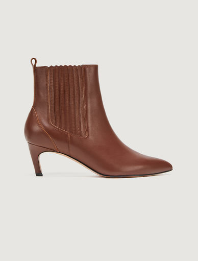 Bottines en cuir Marella