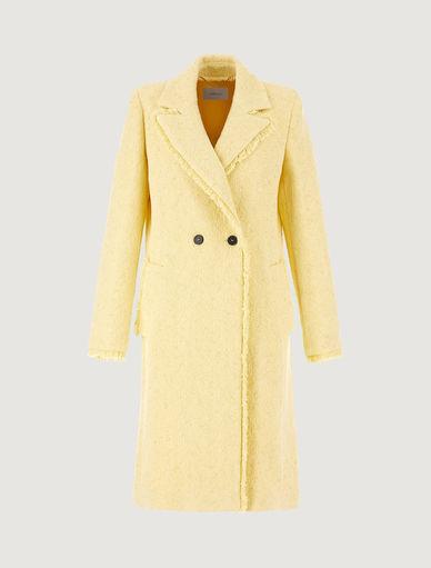 Basketweave coat Marella